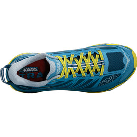 Hoka One One M's Mafate Speed 2 Running Shoes Midnight/Niagara